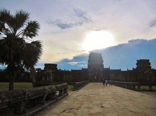 Angkor Wat - Seam Reap, Cambodia