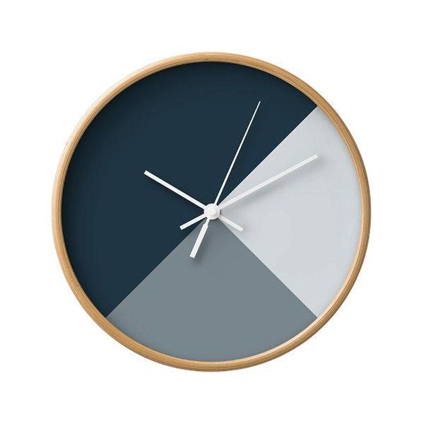 7 besten Uhren Bilder auf Pinterest Wanduhren, Artikel und Holz - wanduhren modern wohnzimmer