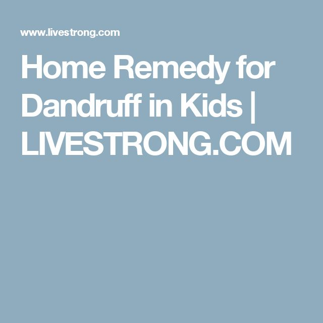 how to clear dandruff at home