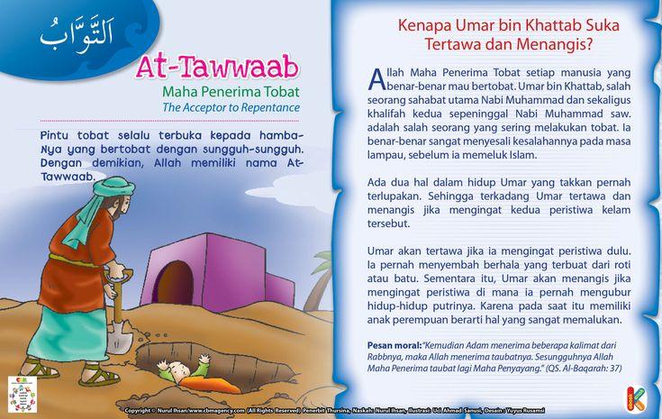 Kisah Asma'ul Husna At-Tawwaab