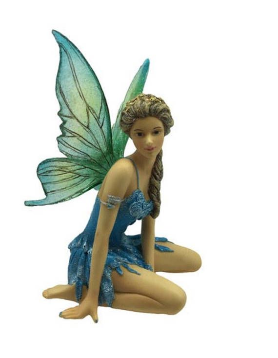 December Diamonds Firefly Female Fairy Christmas Ornament Faeries Pixie Named Firefly Female Fairy Ornament Part of the Im a Fairy collection Made from resin Approximately 4 inches tall (10cm) Includes original manufacturers box and packaging Made by December Diamonds USA SHIP ONLY