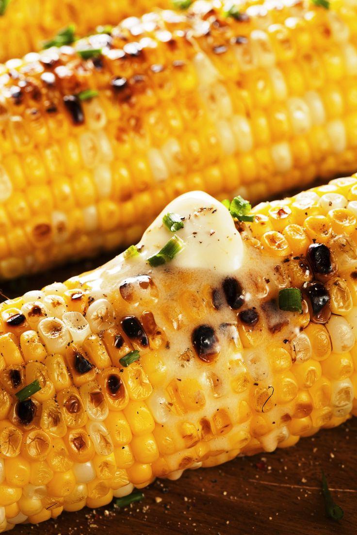 Os segredos do milho assado