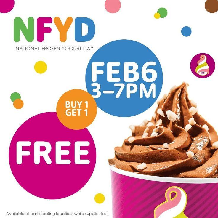 Menchie's NFYD 2020 in 2020 Frozen yogurt, Food, Frozen