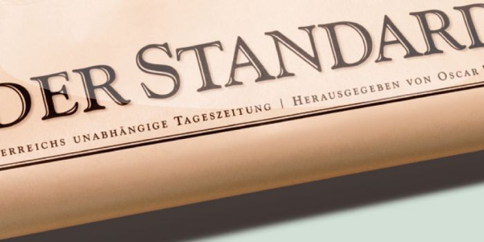 Article about EODC in derStandard.at