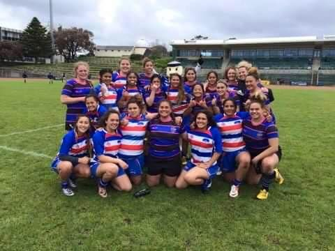 Great to host the Horowhenua-Kapiti Girls' Sevens at Cooks Gardens yesterday lead out for senior teams.