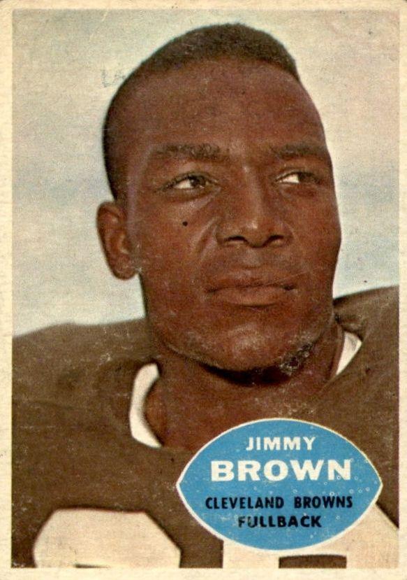 Jim Brown 1960 Topps #23
