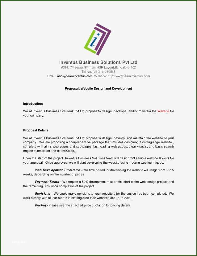 11 Excellent Website Development Proposal Template In 2020 Proposal Templates Website Development Website Proposal