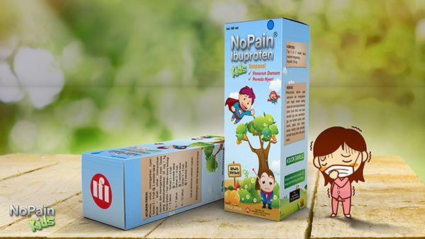 medicines packaging design on Behance