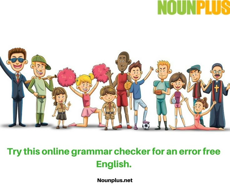 Fix all your sentences with the online free Grammar check Nounplus.net It finds much error that a simple spell checker cannot detect. Try it out and Get the benefits  https://www.nounplus.net/grammarcheck/   #grammar #grammarcheck #Learningenglish