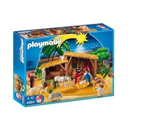 Playmobil Christmas 4884 Stor julkrubba (Playmobil) - Lägsta pris 249:-
