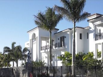LeBron James 9 mil manse on Biscayne Bay in the Coconut Grove section of Miami, FL