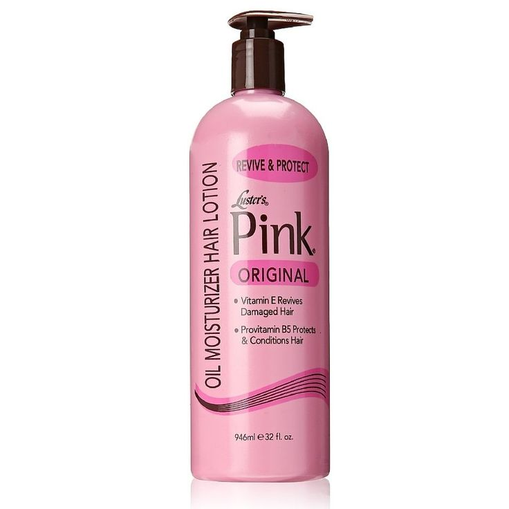 Luster's Pink Oil Moisturizer Hair Lotion 32 oz #LustersPink