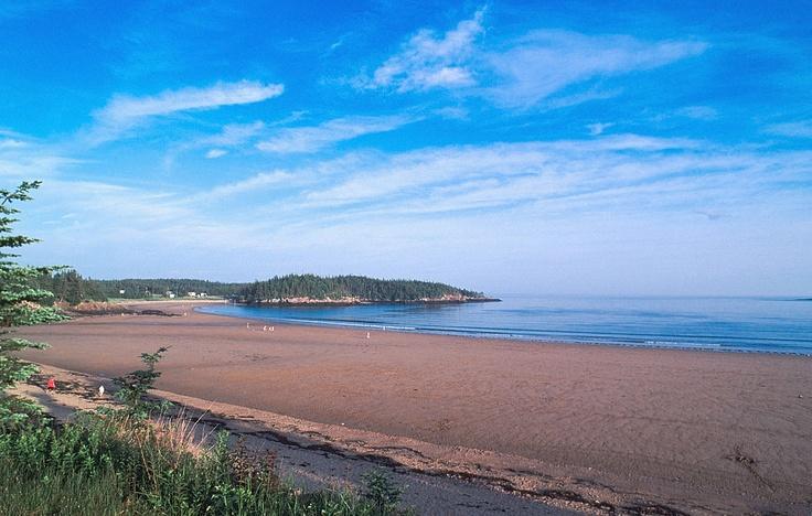 New River Beach,New Brunswick,Canada