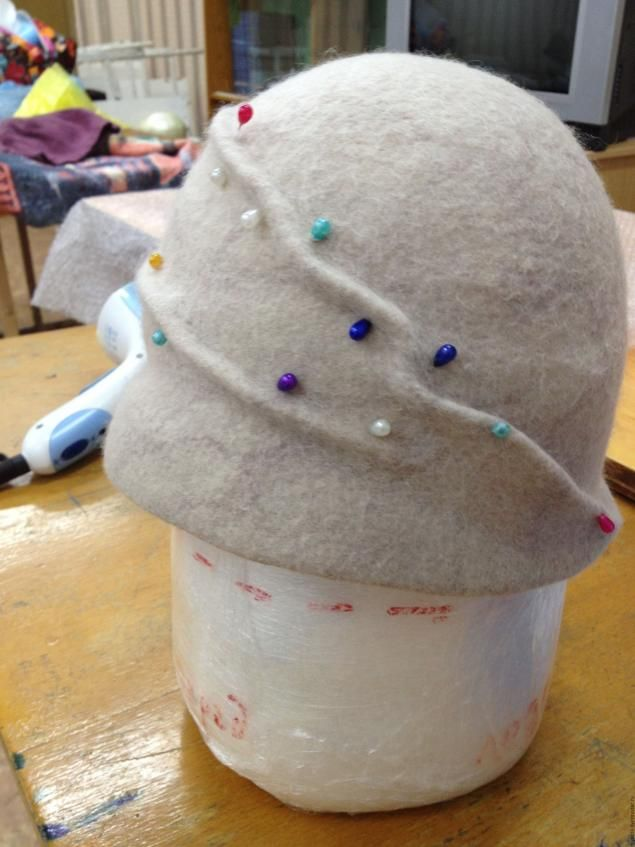 Felted Hat Tutorial