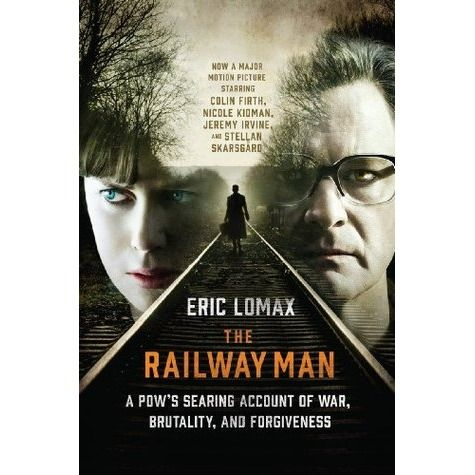 The Railway Man is a remarkable memoir of forgiveness—a tremendous testament to the courage that propels one toward remembrance, and finally, peace with the past. Eric Lomax, sent to Malaya in World War II, was taken prisoner by the Japanese and put to punishing work on the notorious Burma-Siam railway. See if it is available: http://www.library.cbhs.school.nz/oliver/libraryHome.do