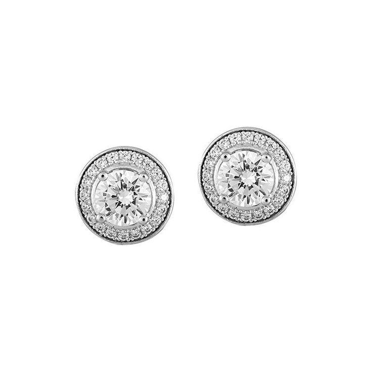 Cercei CARLA M* Argint 925 CZ