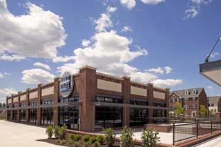Buckingham retail property in Hanover, MD - current home of a Merritt Athletic Club!
