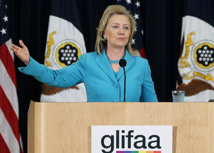 Oct. 1, 2015 - Slate: Hillary Clinton's emails about gay parents might worry LGBT supporters