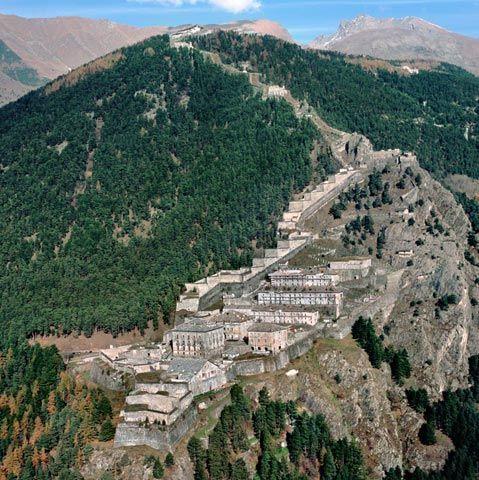 Fenestrelle: un cammino sulle mura - Piemonte