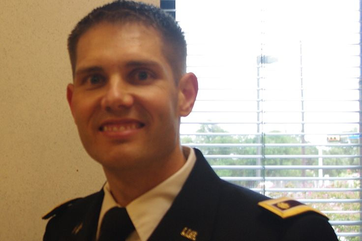 Life of a Military Dietitian - Maj. Justin Kocher | Food and Nutrition Magazine | Student Scoop Blog
