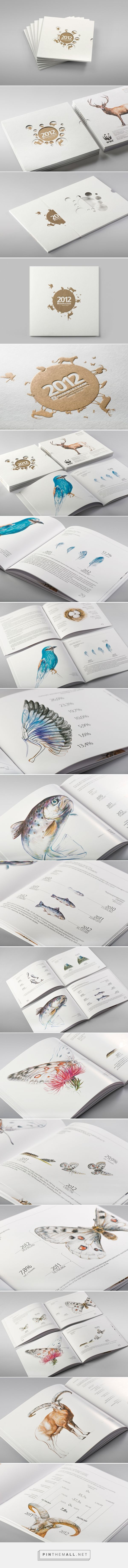 Prometey Bank Annual Report 2012 on Behance - created via https://pinthemall.net