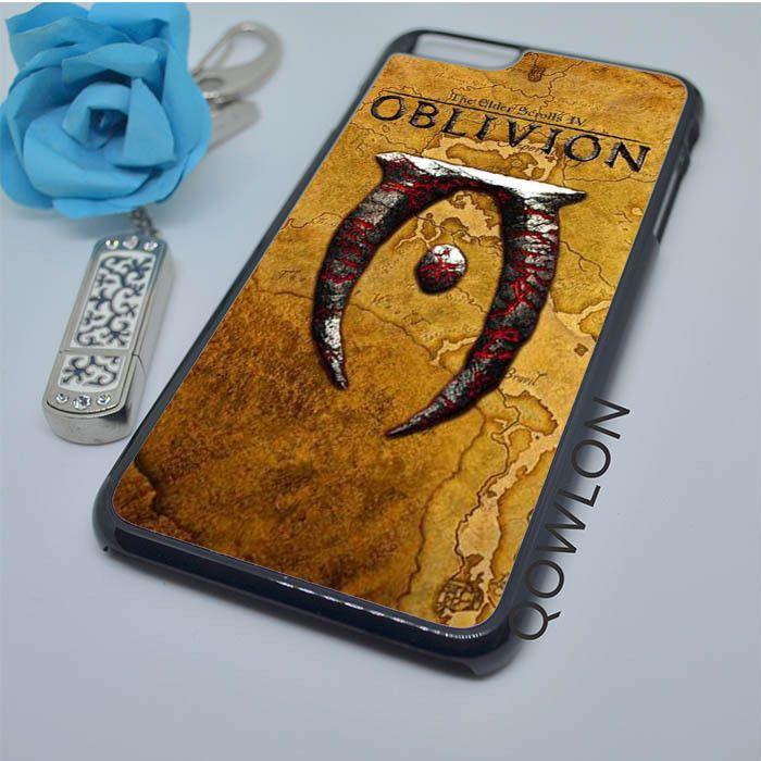 The Elder Scrolls Oblivion Maps iPhone 6 Plus | 6S Plus Case