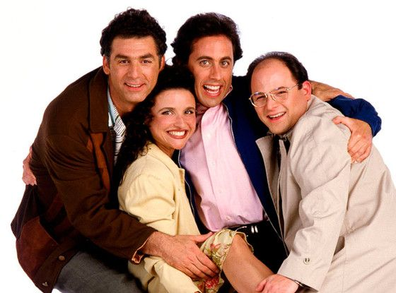 Your Seinfeld Streaming Dreams Are Coming True Thanks to Hulu  Seinfeld Cast