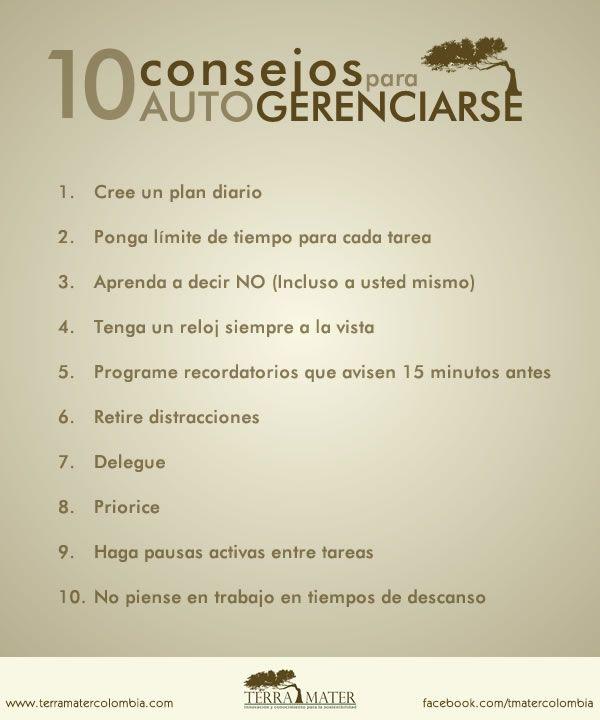 10 Consejos