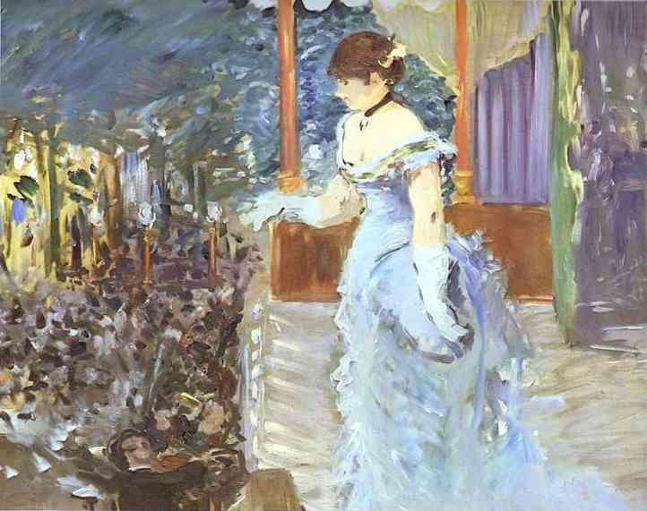 Singer at a Café-Concert From Edouard Manet