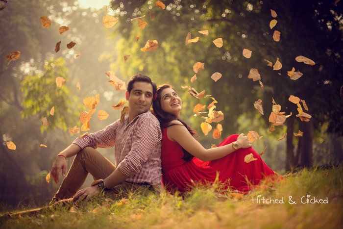 A pre-wedding shoot is all kinds of awesome - it has a clear save-the-date mention, due hashtags and oodles of new ideas. While these pretty photo shoots may have initially seemed like a passing trend, they're clearly here to stay. For some couples, the idea of posing for these intimate photos