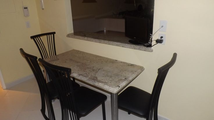 Custom Built In Granite Table Stationery Granite Kitchen