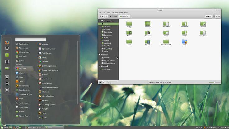 Cinnamon 2.4, el escritorio para Linux que querías