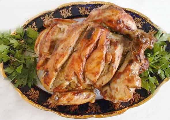 Tavuk Levengi Tarifi – Azerbaycan Mutfağı