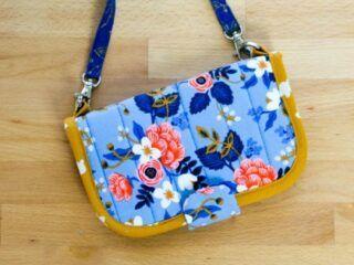 Take it to work tote bag – FREE pattern & tutorial