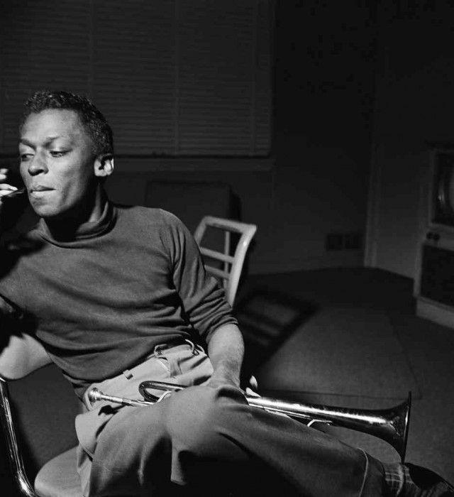 De Herbie Hancock a Miles Davis: O Jazz em fotografias