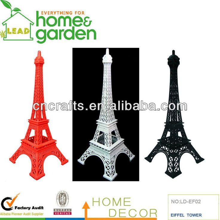 Hotsale aerosol de pintura de colores torre Eiffel decoración del hogar-imagen-Artesanía Metal-Identificación del producto:672563803-spanish.alibaba.com