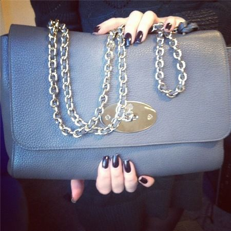 The best #HandbagSpy street style pics from March 2014 - Shopping Bag Feature - handbag.com