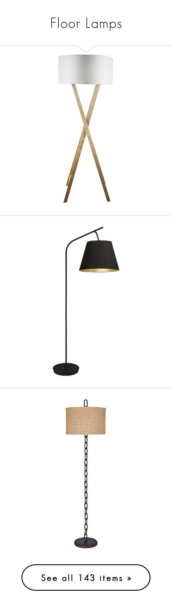 Best 25 wooden floor lamps ideas on pinterest diy wooden floor floor lamps by sally simpson on polyvore featuring home lighting floor lamps aloadofball Images