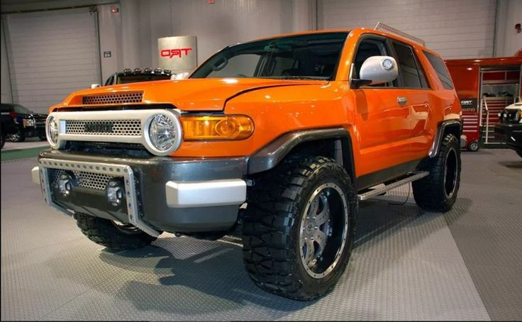 2018 Toyota FJ Cruiser Specs And Performance
