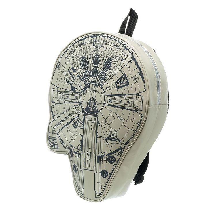 Star Wars Backpack, Grey
