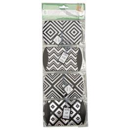 emballage cadeau de luxe 8pcs div.var. - Cartes de voeux & emballages cadeau - Bureau & Hobby  - Action France