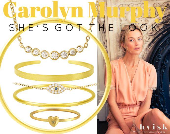 Style Icon Carolyn Murphy. #hviskicon