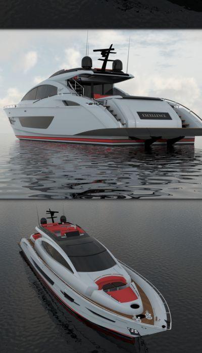 LSY95 | Lazzara Custom Yachts