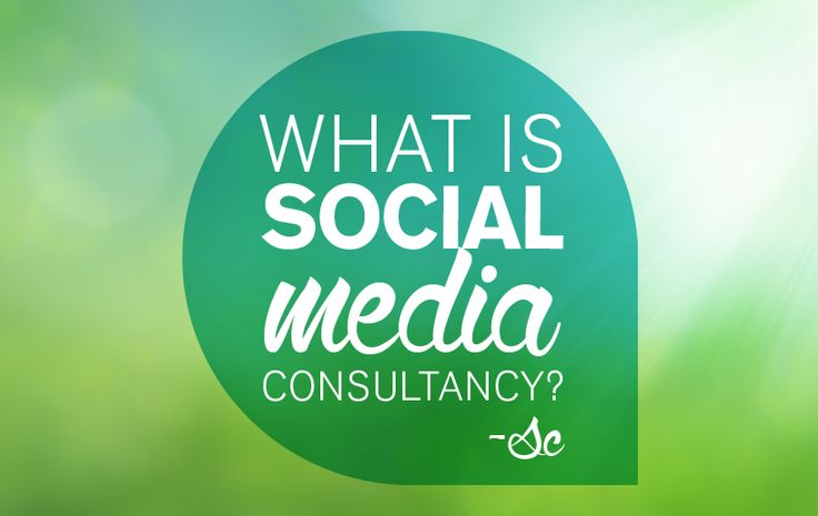 What is Social Media Consultancy? | Oraco Marketing