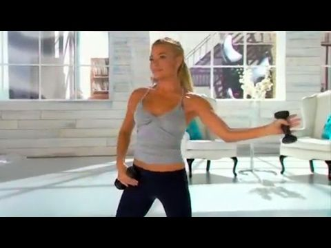 Fitness. Metamorphosis Tracy Anderson 21-30 fitness videos, weight loss exercise - YouTube