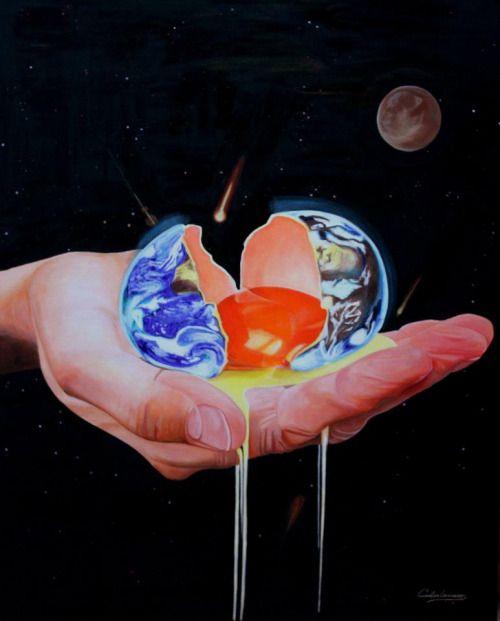End of the earth (2012) Carlos Lameiro ©℄