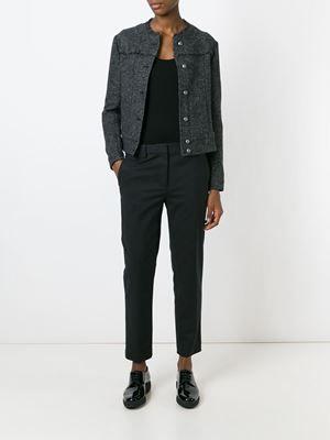 Etro твидовый пиджак серый £ 910.00