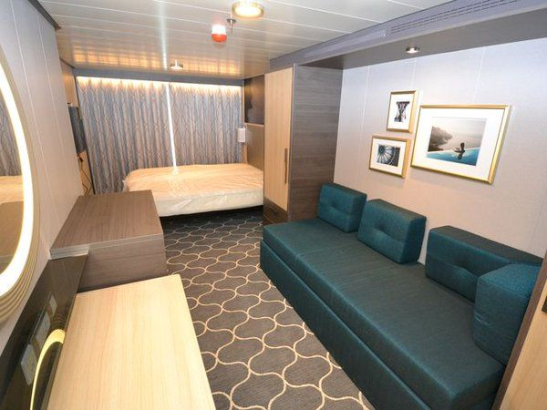 Photo of Harmony of the Seas cabin from USA Today. http://experience.usatoday.com/cruise/story/cruise-lines/2016/02/15/exclusive-first-look-harmony-seas-largest-cruise-ship-ever/80236058/