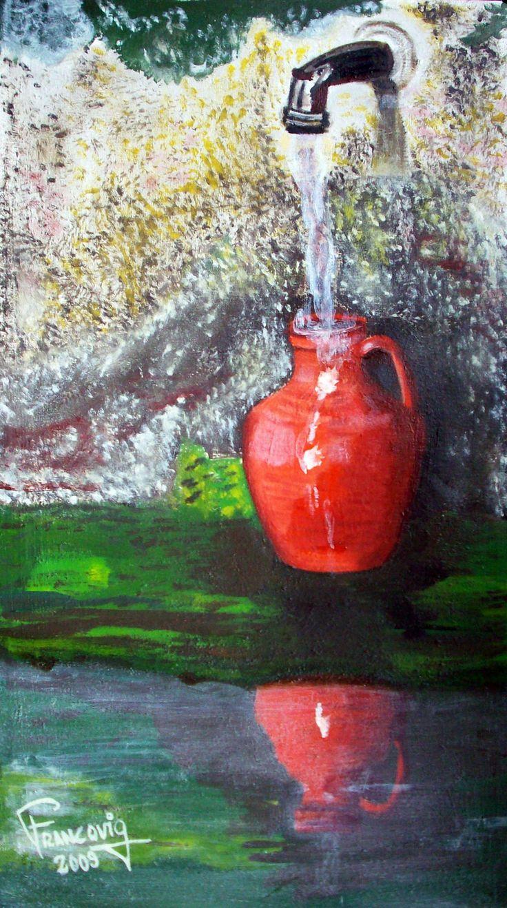 Oil on canvas  -  Oleo sobre tela