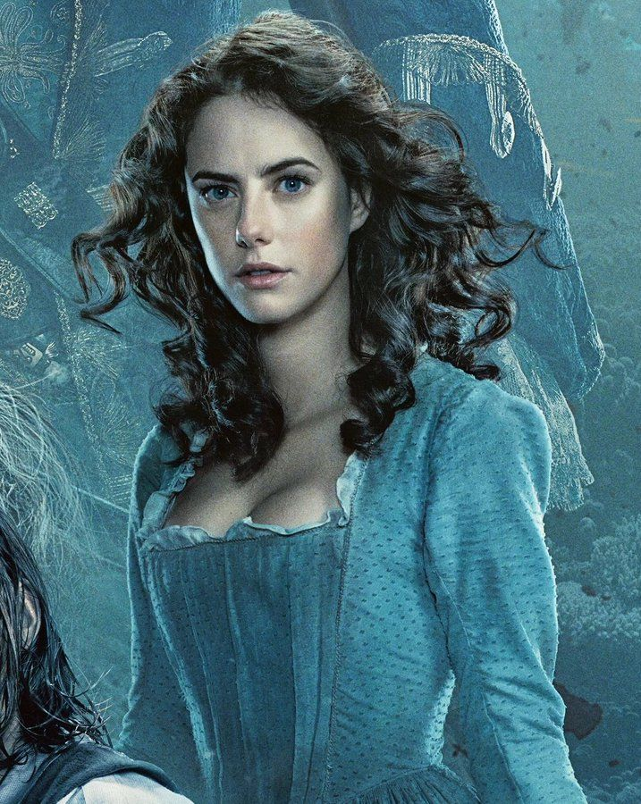 Image result for kaya scodelario pirates of the caribbean